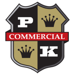 Pete King Commercial Logo