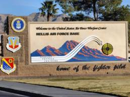Nellis Air Force Base Projects